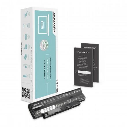 baterie pro Dell 13R, 14R, 15R (6600mAh)