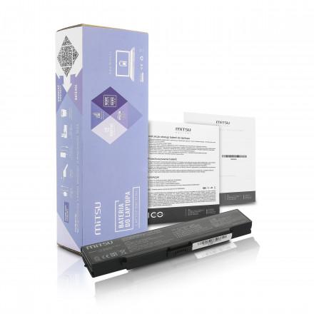 baterie mitsu Sony BPS9 (černá)