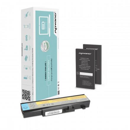 baterie pro Lenovo IdeaPad Y450, Y550