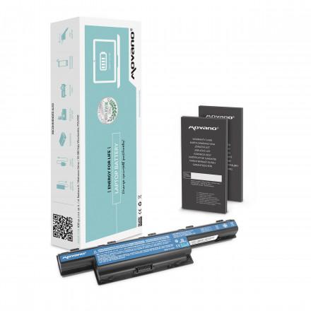 baterie pro Acer Aspire 4551, 4741, 5741 (6600mAh)