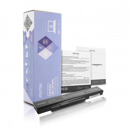 baterie mitsu MSI CR640, A6400