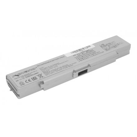 baterie movano Sony BPS9 (4400mAh) - stříbrná