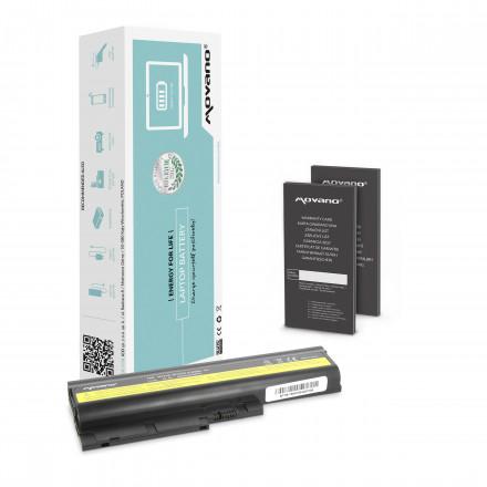 baterie pro IBM R60, T60, Z60 (4400mAh)