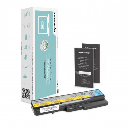 baterie pro Lenovo IdeaPad G460, G560