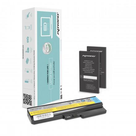 baterie pro Lenovo IdeaPad G450, G530, G550