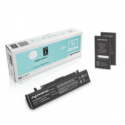 baterie movano Samsung R460, R519 (6600mAh)