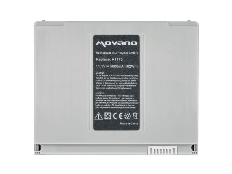 baterie movano Apple MacBook Pro 15.4