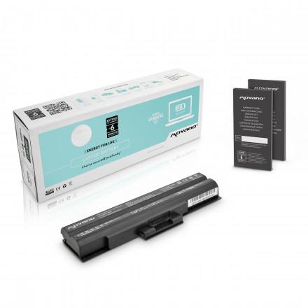 baterie movano Sony BPS13 (černá)