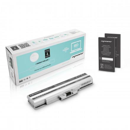 baterie movano Sony BPS13 (stříbrná)