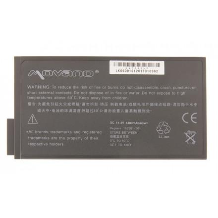 baterie movano Compaq  900, 1500, 2800, n800