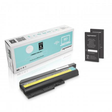 baterie movano IBM R60, T60 (7800mAh)