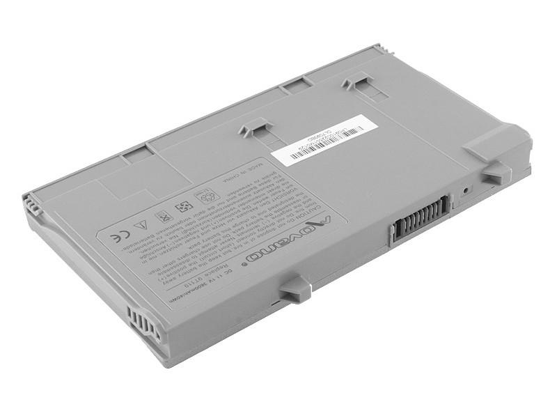 baterie movano Dell D400 (3600mAh)