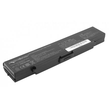baterie movano Sony BPS9 (4400mAh) - černá