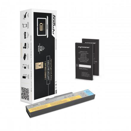 baterie movano Lenovo IdeaPad Y450, Y550