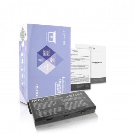 baterie mitsu MSI CR500, CR620