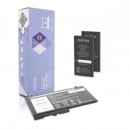 bateria mitsu Dell Latitude E5250, E5270