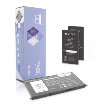 bateria mitsu Dell Inspiron 15 (7557), 15 (7559)