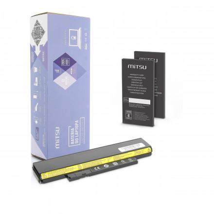 bateria mitsu Lenovo ThinkPad Edge E120, X121E