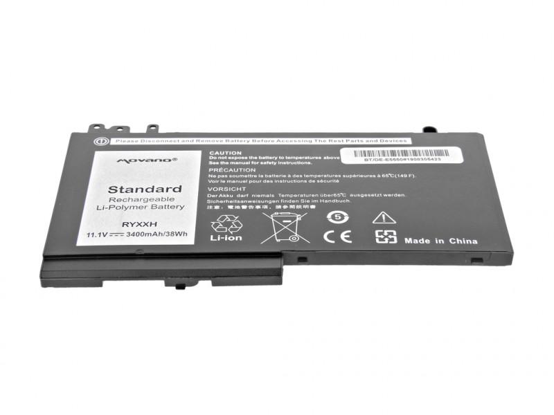 bateria movano Dell Latitude E5450, E5550 – 11.1v
