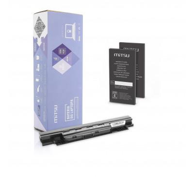 bateria mitsu AsusPRO PU451, PU550, PU551